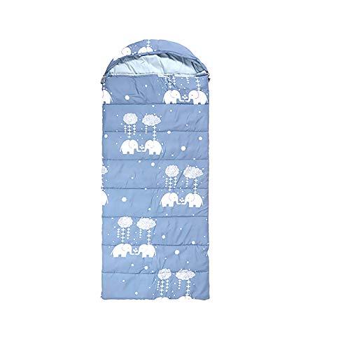 Las PC 1 Sobre Sleeping Bag tienda de campaña impermeable Saco de dormir Saco de dormir for los niños xuwuhz