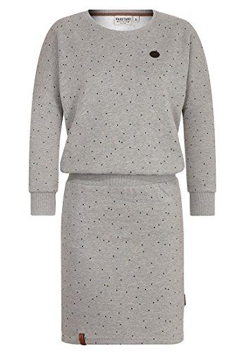 Naketano Kleid Work, Dedication & Competence Dress