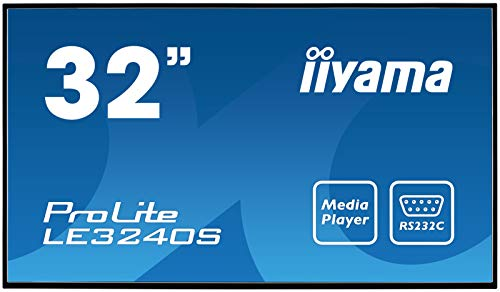 iiyama ProLite LE3240S-B2 80cm (31,5