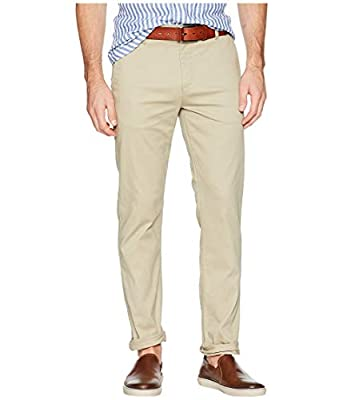 Dockers mens Slim Fit Original Khaki All Seasons Tech Pants,Tan,34W x 32L from Dockers