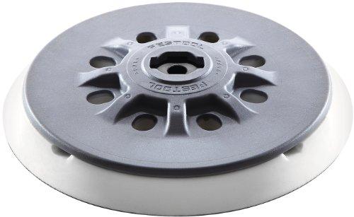 Festool Schleifteller ST-STF D150/17FT-M8-W-HT, weiche Schleifscheibe für starke Rundungen und Wölbungen, hochtemperaturbeständige Klette, Art.-Nr. 498987