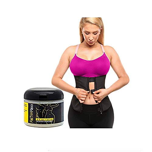 Body Maxx M Belly Blaster Kit - Sweat Cream Weight Loss - Slimming Belts for Weight Loss - Belly Fat Belt - Waist Trim Weight Loss - Belly Fat Burning Cream - Belly Sweat Belt - Body Fat Kit
