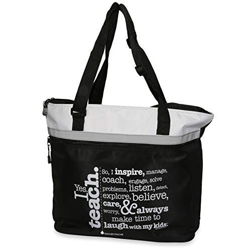 Jumbo Tote Teacher Gift Nurse Gift Leader & Coach Gift Totes