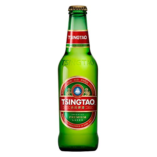 Tsingtao Cerveza - Paquete de 24 x 330...