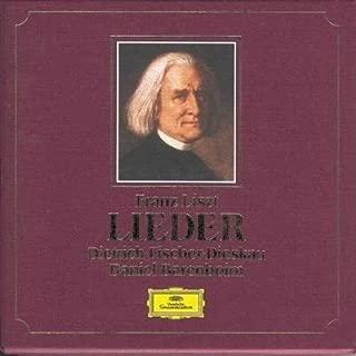 liszt lieder