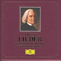 Franz Liszt: Lieder by Dietrich Fischer-Dieskau: Bariton (1981-01-01)