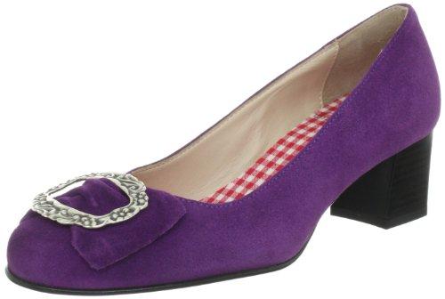 Diavolezza Damen CELINE Pumps, Violett (Purple), 41 EU