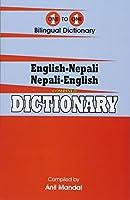 One-to-one dictionary: English-Nepali & Nepali-English dictionary