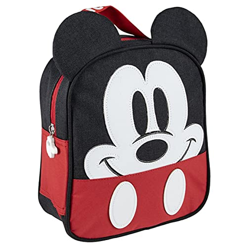 Cerdá - Cartable Maternelle Mickey Mouse - Licence Officielle Disney