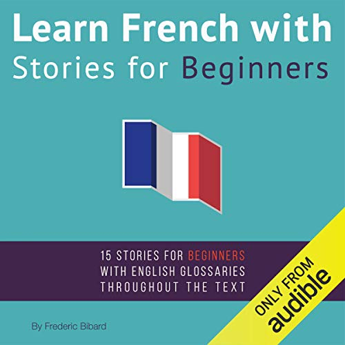 Learn French with Stories for Beginners Titelbild