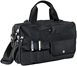 KOI Medical Unisex Nurse Bag Black