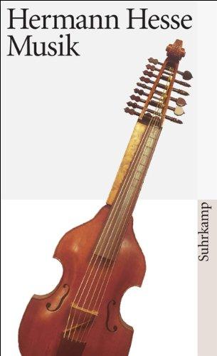 Musik: Betrachtungen, Gedichte, Rezensionen und Briefe (suhrkamp taschenbuch)