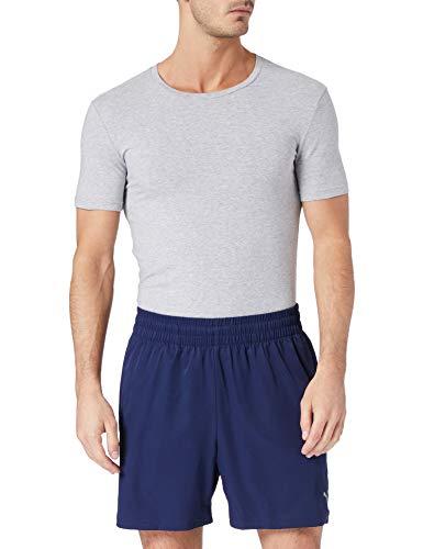 PUMA Performance Woven 5` Short M Pantalones Cortos, Hombre, Peacoat, L