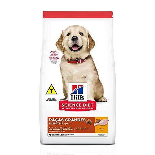 Ração Hill's Science Diet para Cães Filhotes Raças Grandes 12kg