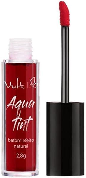 Batom Aqua Tint Red 2, da Vult