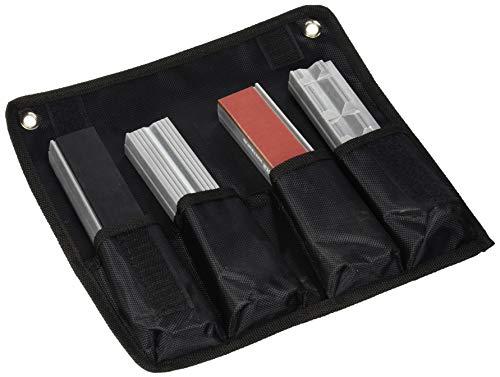 Heuer Schraubstock Set, 4-tlg. (Schutzbacken, passend zu Schraubstock 100 mm, Typ G / P / N / F) 115105
