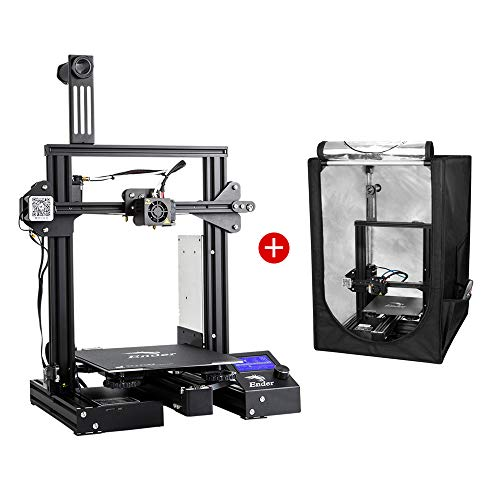 Creality Ender 3 Pro 3D Printer & 3D Printer Enclosure