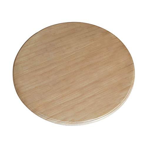 Attrezzatura quotidiana in legno Giradischi pigro Giradischi pigro Piatto da tavolo Vassoio rotante girevole Oslash; 24-35 pollici / 60-90 cm Tavolo da pranzo grande Vassoio rotante Cibo facile da