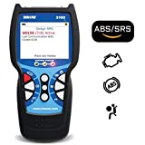 Innova 3100j OBD2 Scanner/Car Code Reader with ABS, SRS, and Service Light Reset