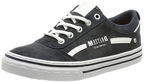Mustang 1354-314-820, Sneaker Femme, Navy, 38 EU