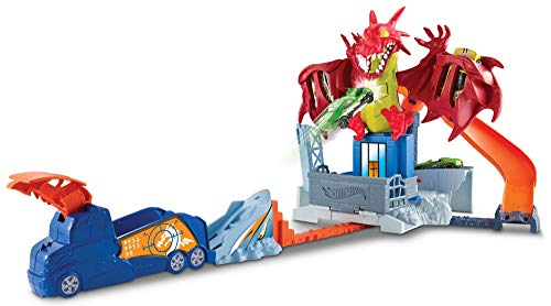 Hot Wheels- Hotwheels Monster High Juego ...