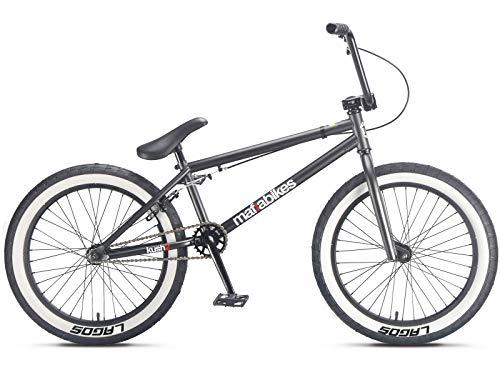 Best Price Mafiabikes Kush 2 20 inch BMX Bike Graphite