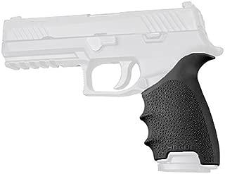 Hogue 17600 Handall Grip Sleeve Beavertail Sig Sauer P320 Black Gun Grips