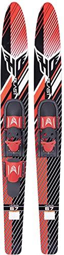 HO Blast Combo Skis with Adjustable Bindings