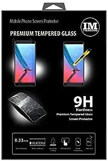 cofi1453® Premium Tempered SKYDD kompatibel med ZTE Blade V9 Panzer Hårt glas skydd glas extremt reptåligt säkerhetsglas
