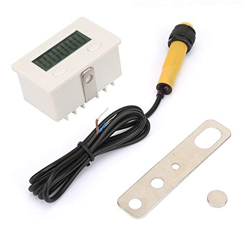 Counter Punch - Elektronischer Zähler, magnetisch induktiver digitaler elektronischer Zähler