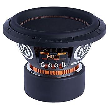 Memphis Audio 15MOJO612D4 12 2200W Peak Dual 4-Ohm Subwoofer