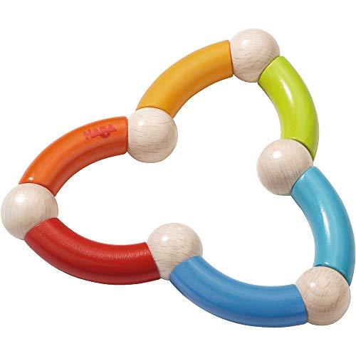 Hochet Serpent multicolore - Haba