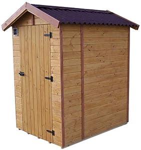 Atout Loisir Toilette sèche en épicéa Massif - Longueur : 1.40 m