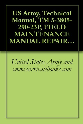 US Army, Technical Manual, TM 5-3805-290-23P, FIELD MAINTENANCE MANUAL REPAIR PARTS AND SPECIAL TOOL