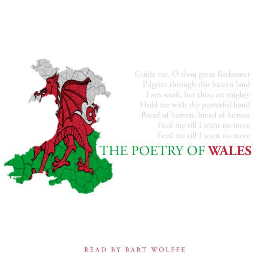 The Poetry of Wales audiobook cover art