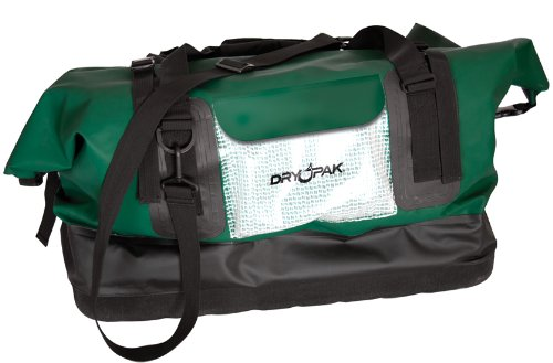 DRY PAK Waterproof Duffel, XL, Green