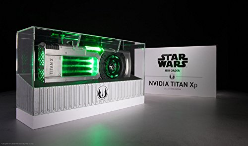 mächtig NVIDIA TitanXP Star Wars Jedi Order Sammleredition