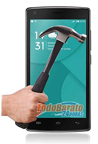 1 Protector Cristal Templado Compatible con Doogee X5 X5 Pro X5S