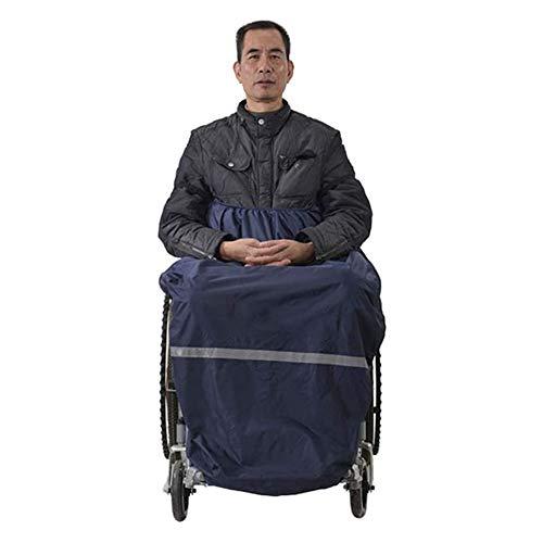 NACHEN Warm Rollstuhl Decke Thick Windschutzscheibe Bein Wärme Indoor- Und Outdoor-Reisen Mittagspause Leg Quilt