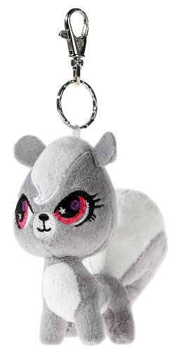 Hasbro Littlest Pet Shop 183278 – LPS Pepper Keyring – freches Puzzola