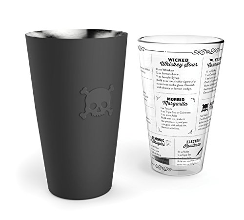 Genuine Fred BAR BONES Cocktail Shaker