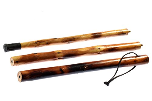 "SE Survivor Series 3-Piece Detachable 55"" Hiking Stick - WS634-55P"