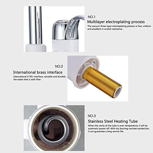 Elektrischer Warmwasserbereiter - 5