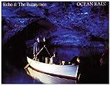 Echo & The Bunnymen - Calamita da frigorifero, misura approssimativa, 139 mm x 107 mm, azienda britannica