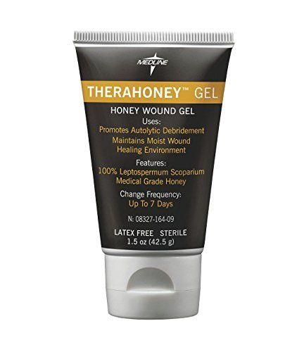 TheraHoney Honey Wound Gel - 1.5 Ounce Tube Each