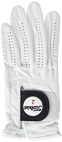 Titleist Players Glove; white; size:L