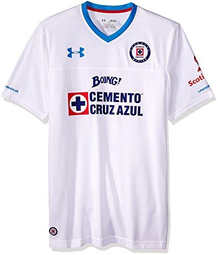 Under Armour Cruz Azul 16/17 Away Replica Jersey XL White