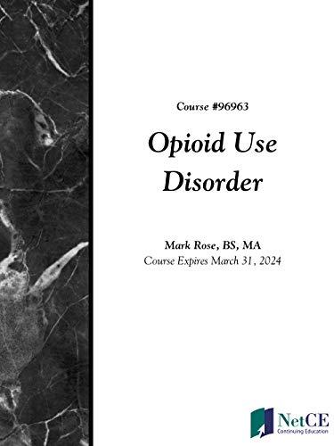 Opioid Use Disorder (English Edition)