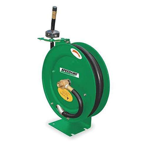 Spring Return Hose Reel 3 8 in price 35 Dia psi ft Cheap sale 300 Length