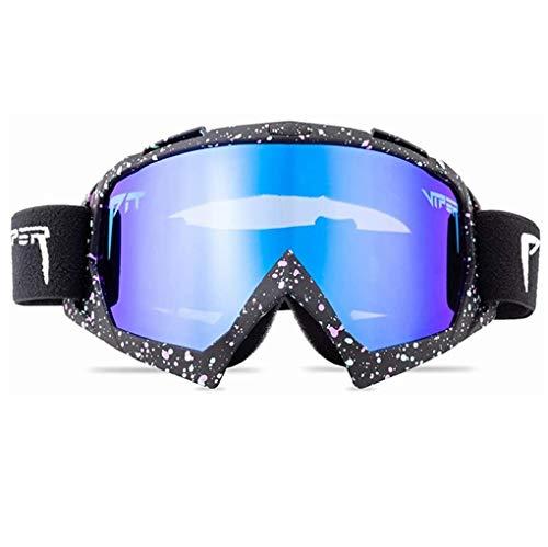 Pit Viper Gafas de sol, gafas de sol polarizadas Uv400 para ciclismo de pesca (hombre y mujer, universal) Vs02